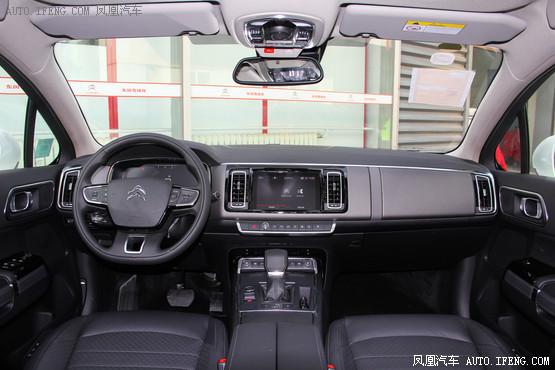 2017款 雪铁龙C6 380THP 尊贵型