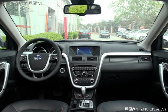 2013款 奔腾X80 2.3L 自动旗舰型