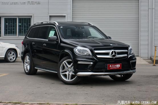 奔驰GL450购车现金优惠13万元 部分现车