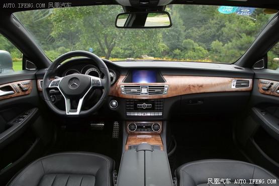 奔驰cls300有少量现车 优惠9.5万 高清图片
