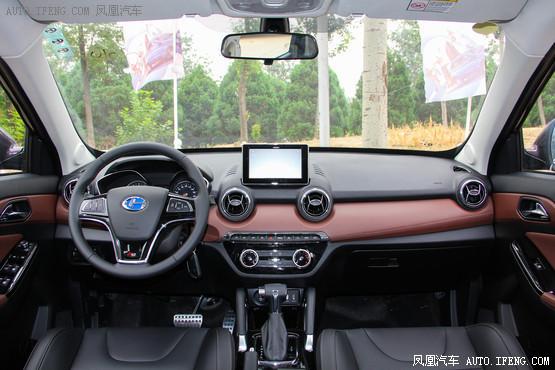 2016款 昌河Q35 1.5L 自动炫智版