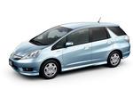 2013款 本田飞度 旅行车
