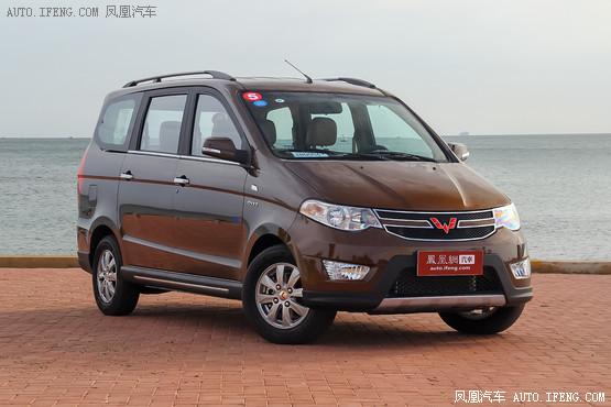 五菱宏光太原最高优惠0.4万 有现车在售