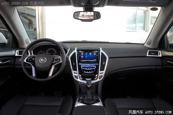 2013款 凯迪拉克SRX 3.0L 舒适型