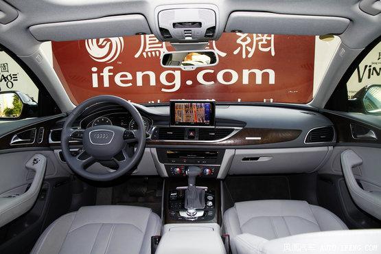 2012款 奥迪A6L 50 TFSI quattro 豪华型