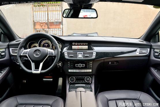 2013款 奔驰cls350 猎装时尚型高清图片