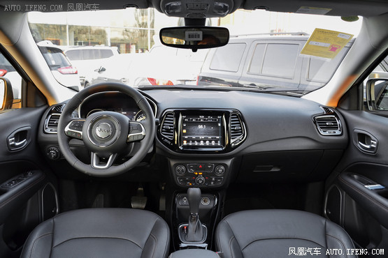2017款 Jeep指南者 200T 自动臻享版