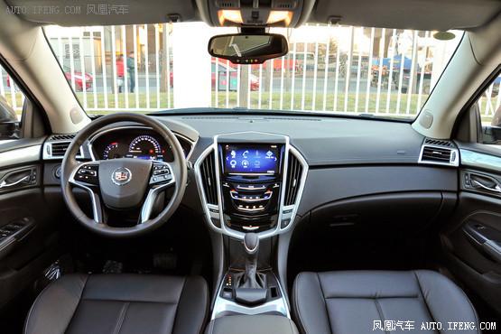 2014款 凯迪拉克SRX 3.0L 舒适型