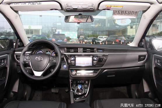 2016款 丰田雷凌 双擎 1.8H V CVT豪华版