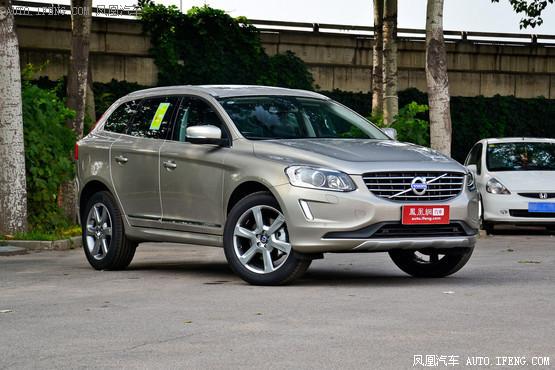 沃尔沃XC60 尚逸雅 有现车最高优惠4万