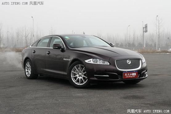捷豹XJ优惠27.45万元