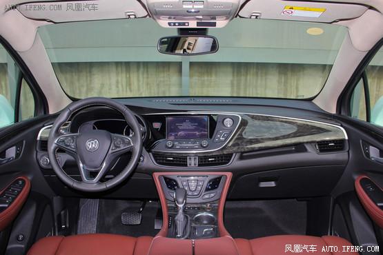2016款 别克昂科威 28T 四驱全能运动旗舰型