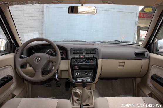 2013款 东风风度锐骐 2.4L 四驱汽油标准型ZG24-锐骐少量现车购车送5高清图片