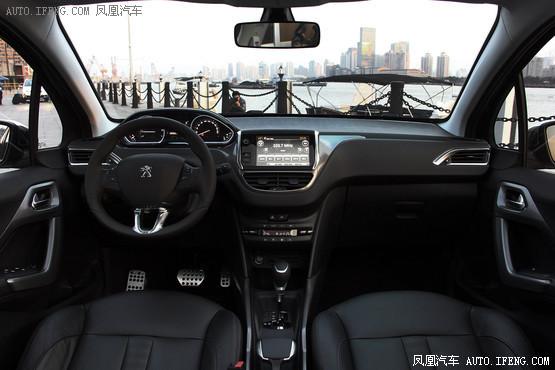 2014款 标致2008 1.6L 自动时尚版-东风标致2008现车销售 9.97万元起图片