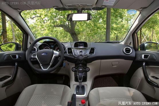 2013款 福特嘉年华 三厢 1.5l 自动旗舰型高清图片