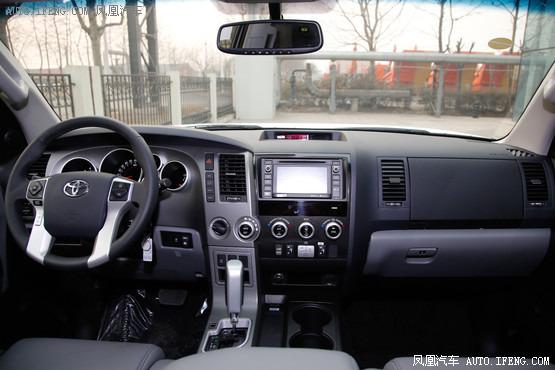 2010款 丰田红杉 5.7L 白金版