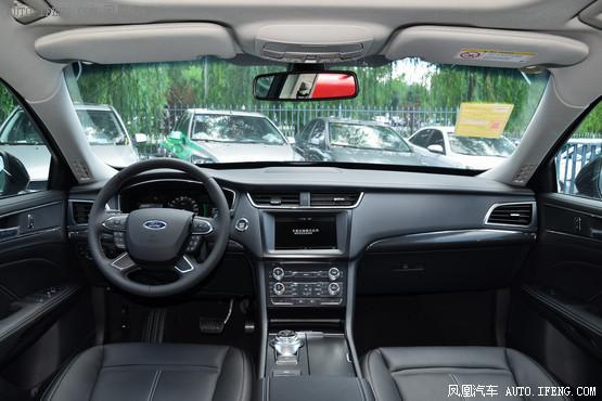 2016款 福特金牛座 EcoBoost 180 豪华型