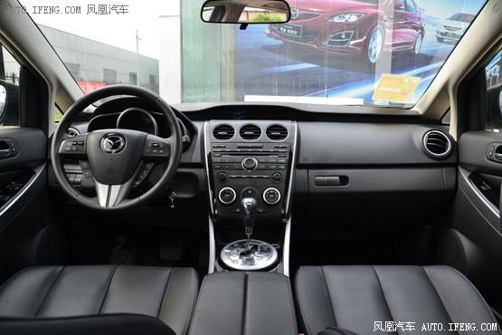 2011款 马自达CX-7 2.5L 自动豪华型