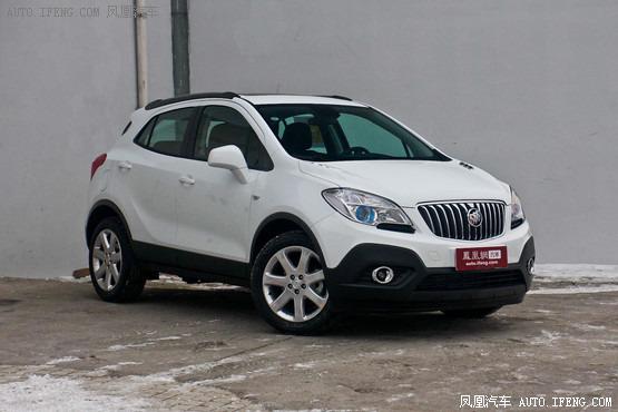 昂科拉ENCORE优惠1.5万元 西宁现车销售