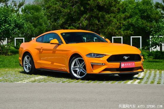 福特Mustang钜惠9万 欢迎到店试乘试驾