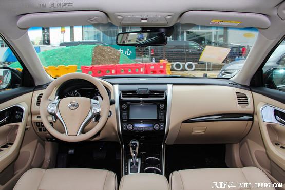 2016款 日产天籁 公爵 2.5L XV-VIP旗舰版