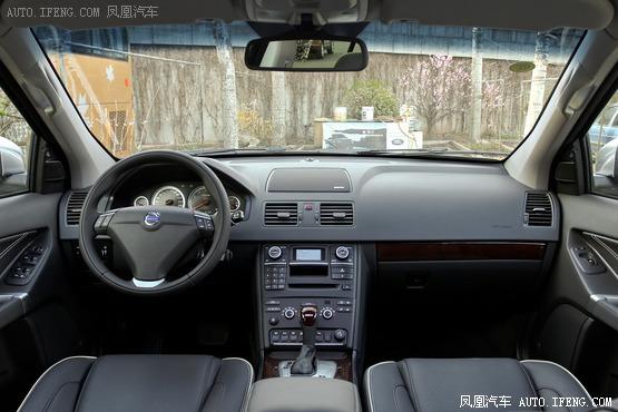2013款 沃尔沃XC90 2.5T 行政升级版