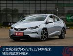 2017款 别克VELITE 5 时尚增程型