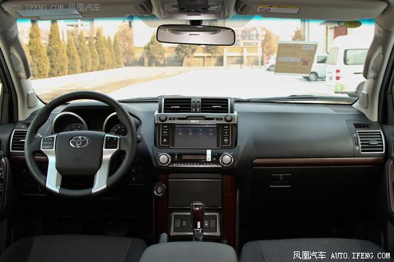 2014款 丰田普拉多 4.0L TX