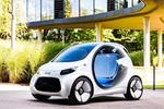 2018款 smart Vision EQ ForTwo Concept