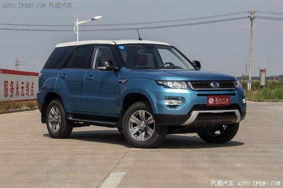 武汉广汽吉奥GX6现车充足 10.98万元起