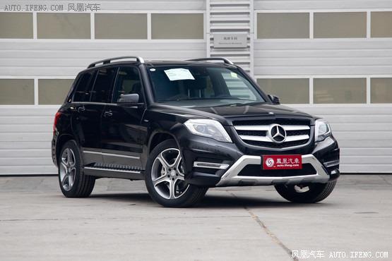 奔驰GLK最高优惠2.0万 有现车销售