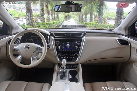 2015款 日产楼兰 2.5T S/C HEV XV 超级双擎混动旗舰版