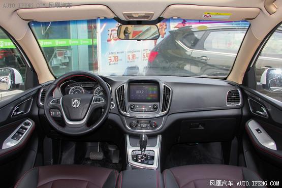 2016款 宝骏560 1.8L AMT智能手动版豪华型