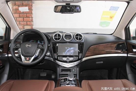 2015款 比亚迪唐 2.0T 四驱旗舰型