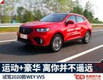 2020款 WEY VV5 1.5T 两驱智先锋