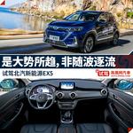 2018款 北汽新能源EX5 悦领版