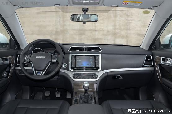 2016款 哈弗H6 Coupe 1.5T 手动两驱精英型
