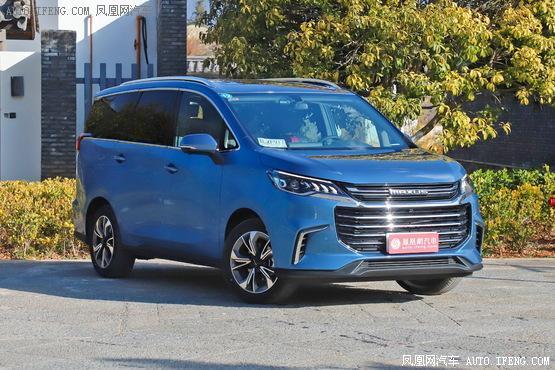 2019款 上汽大通G50 1.5T 自动基础版