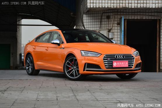 郑州购奥迪S5让利6.99万 欢迎莅临赏鉴