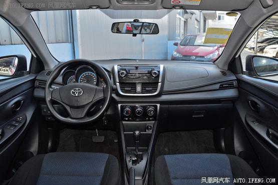 2018款 丰田致享 1.5E CVT冠军限量版