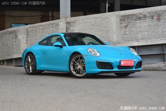 保时捷911济南售价146万元起 欢迎品鉴