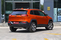 Jeep 自由光(进口) 实拍外观图片
