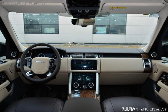 2019款 路虎揽胜 3.0 V6 SC 传世版