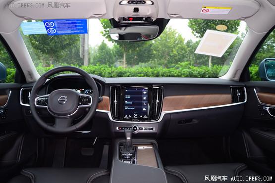 2016款 沃尔沃S90 2.0T T6 AWD智雅版