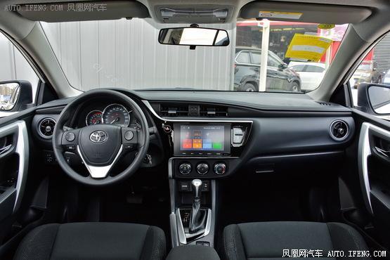 2018款 丰田雷凌 185T CVT尊贵版