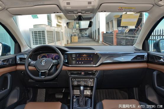 2018款 大众途岳 280TSI 旗舰版