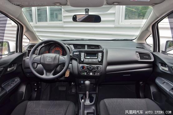 2018款 本田飞度 1.5L CVT舒适版