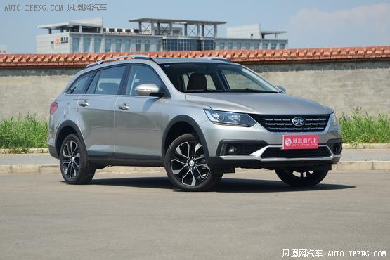 一汽骏派CX65优惠1.1万,欢迎垂询