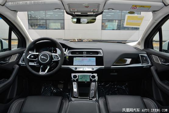 2018款 捷豹I-PACE EV400 SE