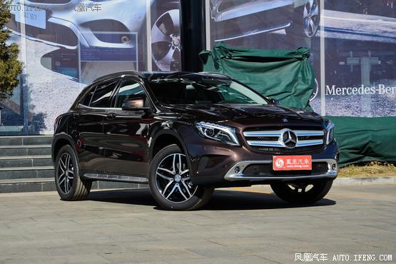 全新奔驰GLA价格-北京奔驰新款GLA报价